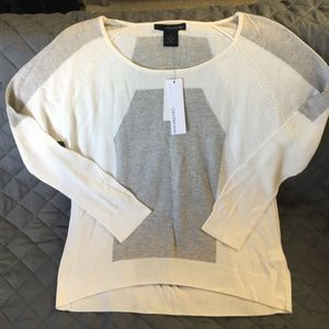 Calvin Klein Women's Color Block Sweater